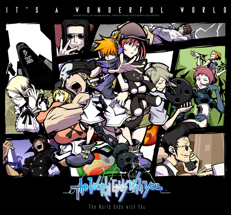 the world ends with you ds. The World Ends With You